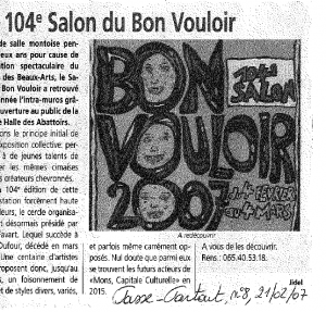 104eme Salon du Bon Vouloir -4