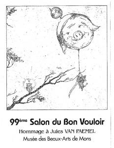 99eme Salon du Bon Vouloir